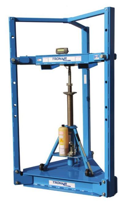 Tronair® 02-7947C0000 Blue Portable Tripod Jack Proof Load Tester (CE)