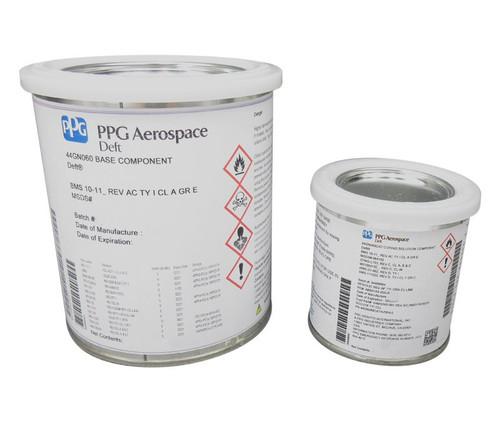 PPG Aerospace® Deft® 44-GN-060 BAC 4910 Green BMS 10-11AC Type I, Class A, Grade E Spec Water Reducible Epoxy Primer - 3:1 1-Quart Kit