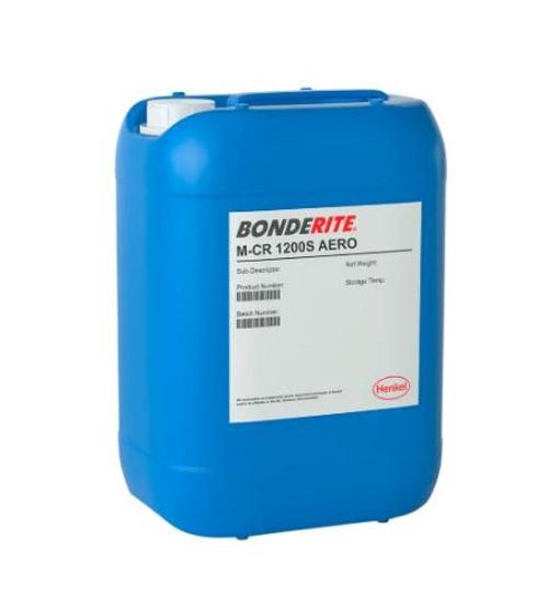 Henkel 593964 BONDERITE® M-CR 1200S AERO Conversion Coating - 5 Gallon Pail