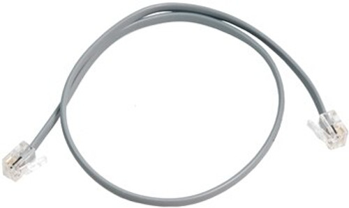"""Artex 611-0019 18"""" Crossed Flat Cable"""