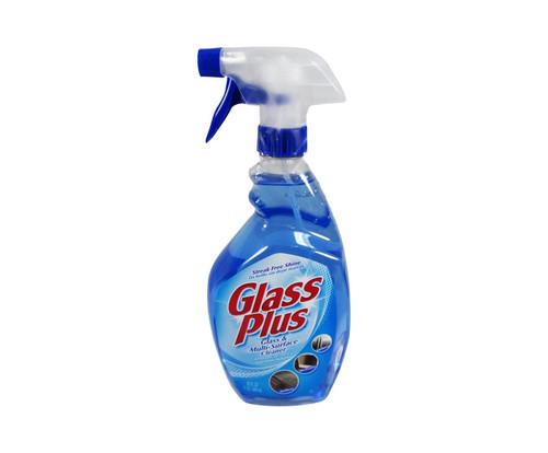 Diversey 94378 Glass Plus® Light-Duty Non-Ammoniated Glass & Window Cleaner - 32 oz Trigger Bottle