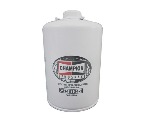 Champion Aerospace CH48104-1 Aircraft Oil Filter