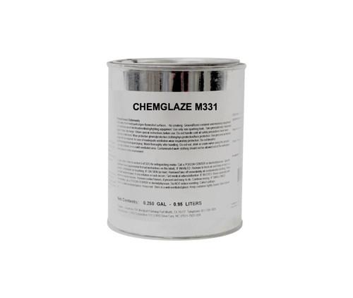 CHEMGLAZE® M331 Part-A Black Polyurethane Anti-Erosion Coating - Quart Can