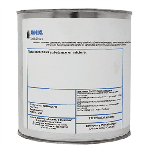 ROYCO® 49 Black MIL-DTL-23549D Spec General-Purpose Extreme Pressure Grease - 6.6 lb Can