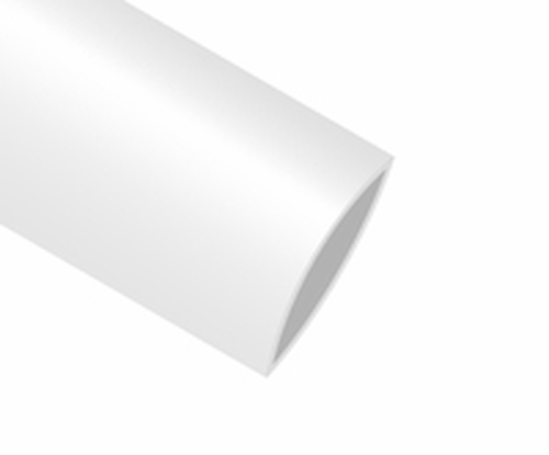 """Military Specification M23053/5-113-9 White 3"""" Heat Shrink Tubing"""