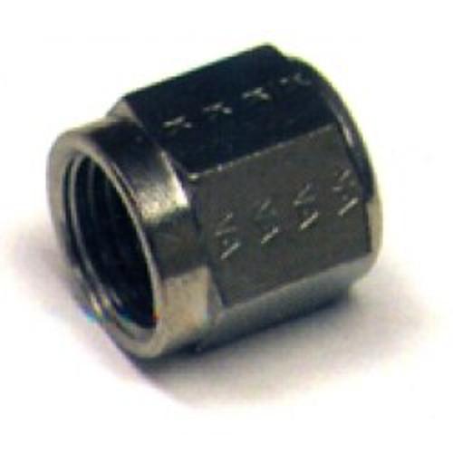 Aeronautical Standard AN818-6 Steel Nut, Tube Coupling