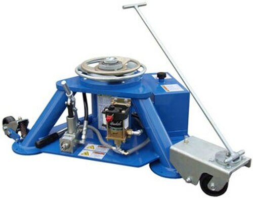 Tronair® 02A7849C0120 10-Ton Hydraulic Tripod Jack Tripod with Air