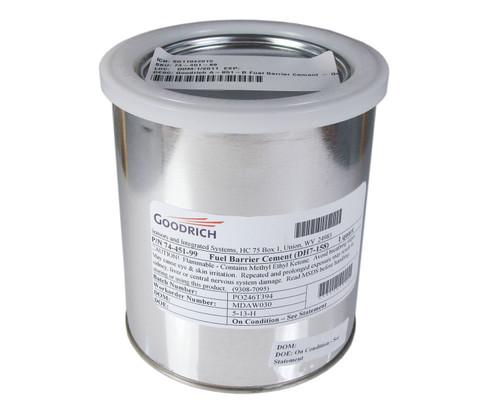 Goodrich 74-451-99 Fuel Barrier Cement A-851-B - Quart
