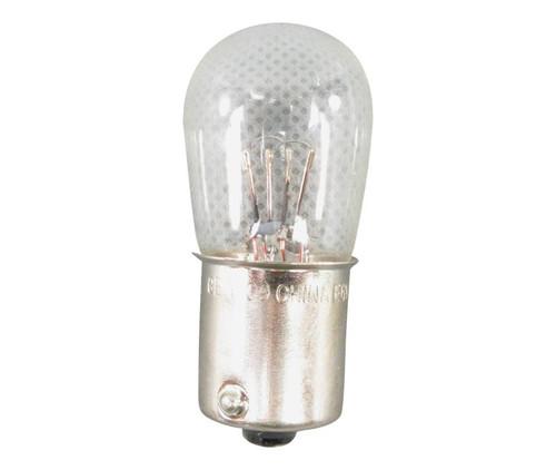 GE Lighting 1309 B6 28-Volt / 15-Watt BA15s Lamp, Incandescent