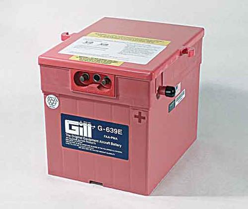 Gill G-639E Aircraft Battery