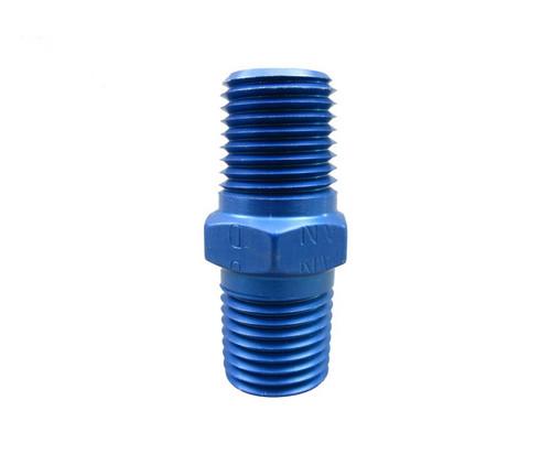 Aeronautical Standard AN911-2D Aluminum Nipple, Pipe