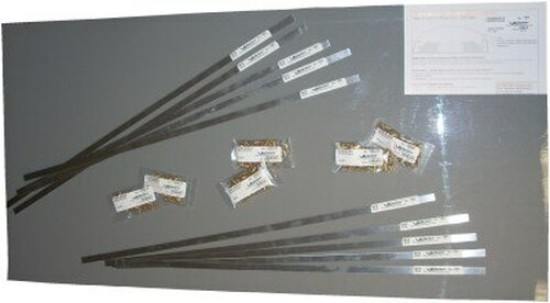 McFarlane Aviation BAFFLE-KIT-2 Baffle Seal Repair Kit