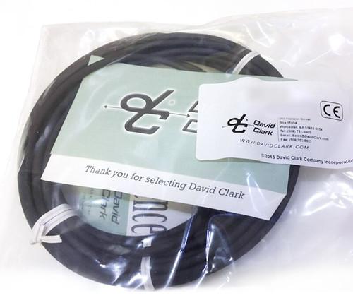 David Clark 40918G-02 Adapter Cord C8835