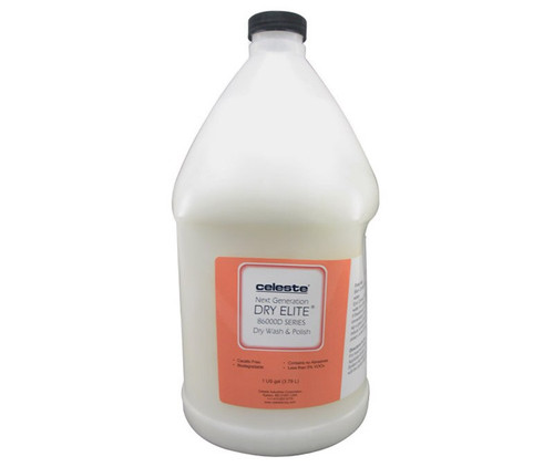 Celeste® SP-86000D3/GAL DRY ELITE® Next Generation Dry Wash and Polish - Gallon Jug