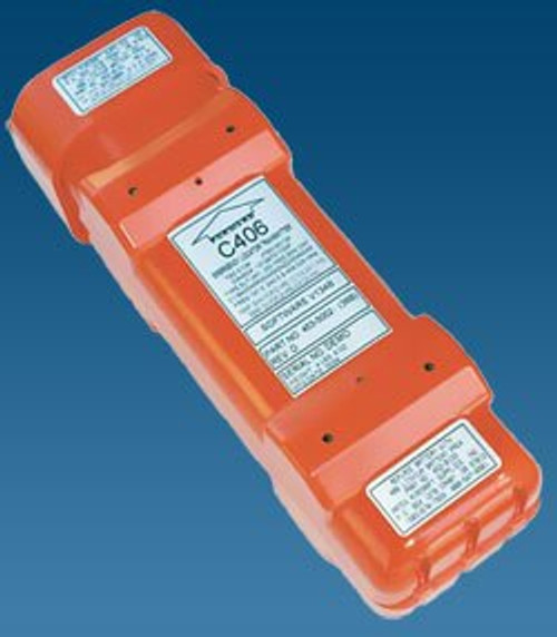 Artex 455-5064 Model C406-N HM Helicopter 406 MHz Emergency Locator Transmitter with Rod Antenna