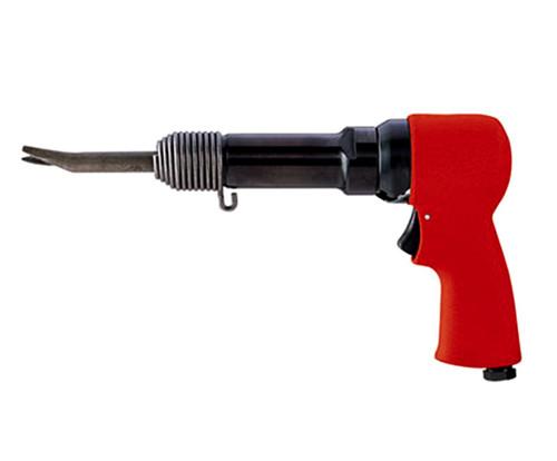 """Sioux Tool 270A-4 Red 4"""" Stroke 1,700 blows/min, Pistol Grip Pneumatic Rivet Gun"""