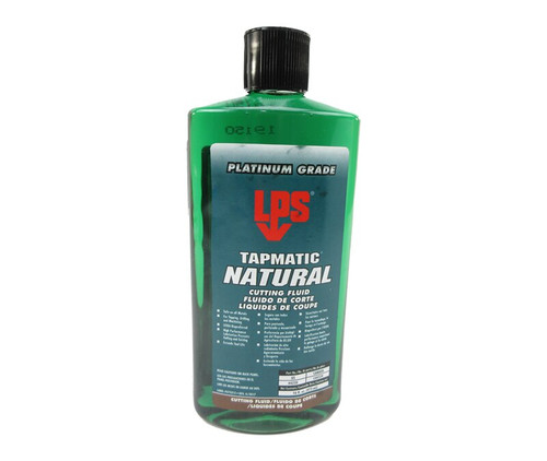 LPS® 44220 Tapmatic Natural Cutting Fluid - 16 oz Bottle