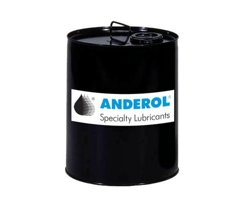 ROYCO® 555 Amber DOD-PRF-85734 Spec Synthetic Helicopter Transmission & Turbine Engine Oil - 5 Gallon Steel Pail