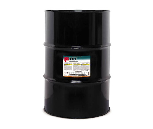 LPS® 02055 TKX Dark Green All-Purpose Penetrant Lubricant - 55 Gallon Steel Drum