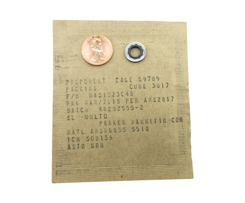 National Aerospace Standard NAS1523C4B Packing with Retainer