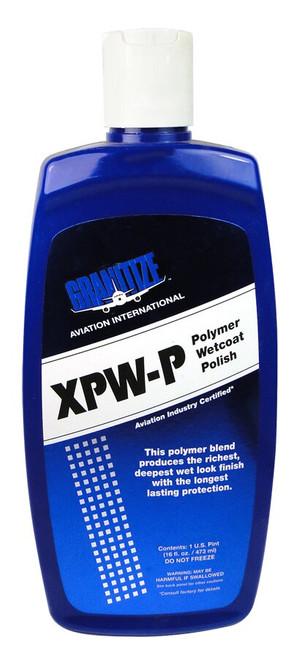 GRANITIZE™ Aviation XPW-P (formerly RacerEdge) Polymer Wetcoat Polish - 473 mL (16 oz) Bottle