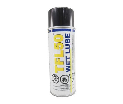 TFL50™ 60127 Clear MIL-C-16173D Grade 3 Spec Wet Lube Deep Penetrating Lubricant - 10 oz Aerosol Can