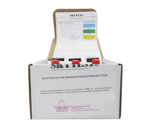 TBM SKYTEST™ Fluid Test Kit for Phosphate Esther Hydraulic Fluid