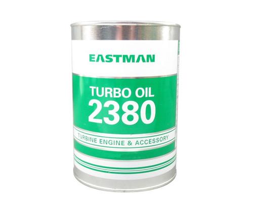 Eastman™ Turbo Oil 2380 Clear MIL-PRF-23699 Spec Aircraft Turbine Engine Lubricating Oil - 946 mL (Quart) Can