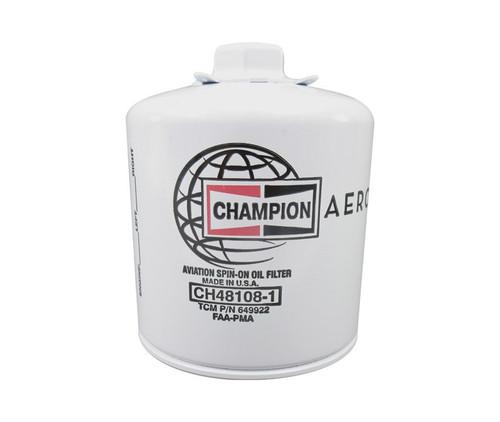 Champion Aerospace CH48108-1 Aircraft Oil Filter