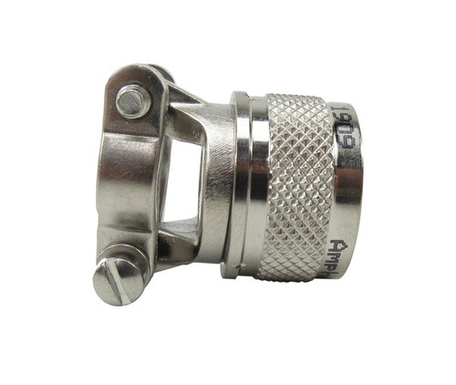 Military Specification M85049/52-1-12N Clamp, Cable, Electrical Connector