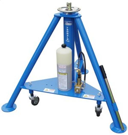 Tronair® 02-7837C0110 Blue 5-Ton Hydraulic Tripod Nose Jack (CE)