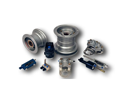 Cleveland Wheel & Brake 154-03600 Grease Seal