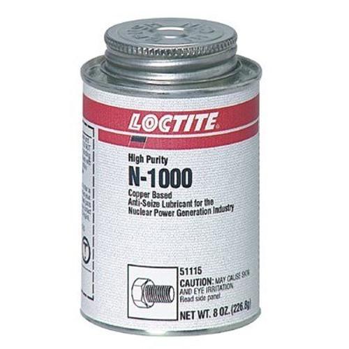 Henkel 51116 LOCTITE® LB N-1000 High Purity Anti-Seize - 454 Gram (1 lb) Bottle
