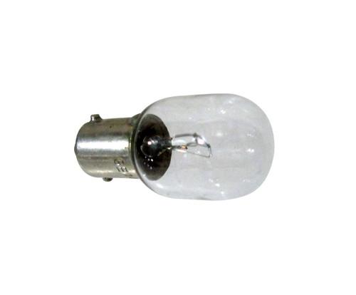 GE Lighting GE1495 T4-1/2 28-Volt / 8-Watt BA9s Lamp, Incandescent