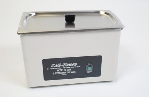 Kell-Strom KS5518 European Version 230/220-Volt Electrosonic Cleaner