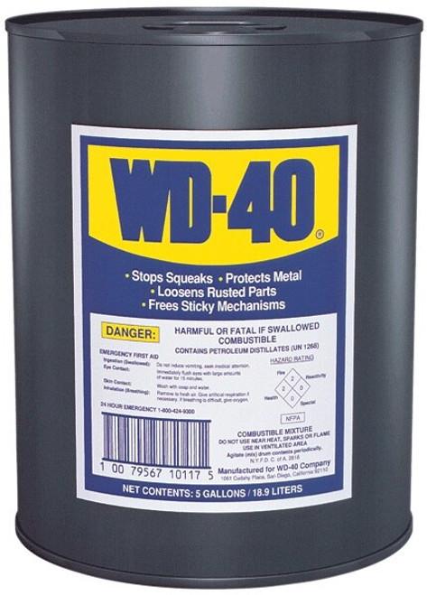 WD40 10117 Corrosion Preventive Compound - 5 Gallon Can