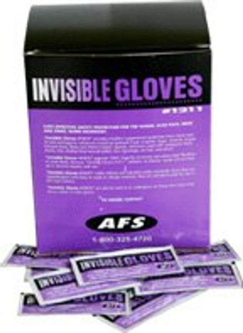 Sun Magic #1211 Invisible Gloves Hand Protectant - 200 Packet/Box