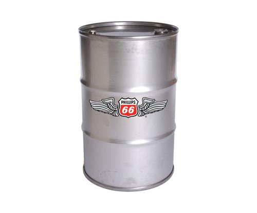 Phillips 66® Aviation Type A 100AD Piston Engine Aircraft Oil - 55 Gallon (208 Liter) Drum
