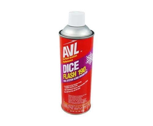 AVL™ D-F190-20 DICE Flash 190™ Fuel System Ice Inhibitor - 20 oz Aerosol Can