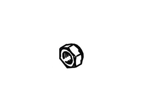Cleveland Wheel & Brake 094-10301 Nut (AN365-428C)
