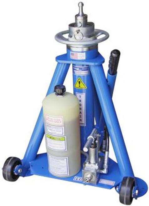 Tronair® 02-7838C0110 Blue Hydraulic Main Jack (5 ton/4.5 metric ton) (CE)