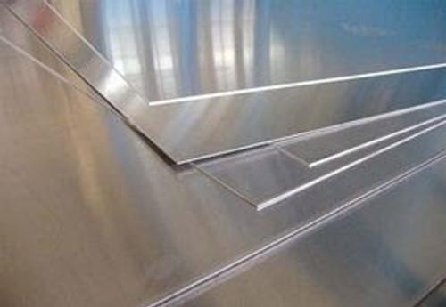 "Federal Specification QQ-A-250/5 2024-T3- Clad .025"" Aluminum Sheet Metal - 48"" x 144"" Sheet"