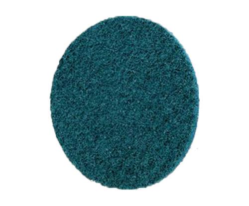 "3M™ 048011-13259 Scotch-Brite™ Roloc™ SC-DS Blue 3"" A/O Very Fine TS Surface Conditioning Disc"