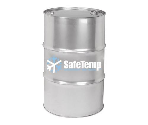 SafeTemp® ES Plus 410055255 Orange SAE AMS 1424M Type I (55/45% Mix) Aircraft Deicing Fluid - 55 Gallon Drum