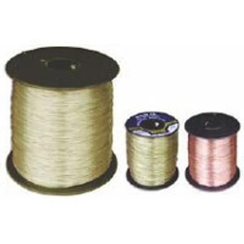 """Malin 11-0179-001S Copper 0.0179"""" #25 Breakaway Wire (1 lb Roll)"""