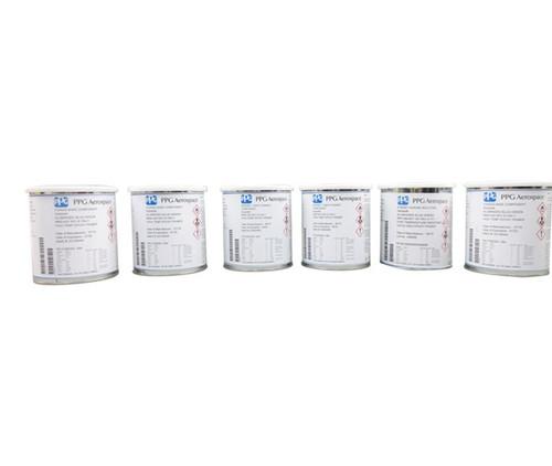 PPG Aerospace® DeSoto® 519X303/020X324 Aluminized Blue-Green 299-947-167/MEP10-090/PWA 568 Specs High-Temperature Epoxy Primer - 1:1 Quart Kit