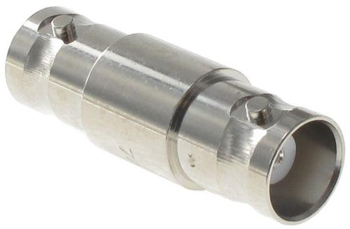 Amphenol RF 31-219 Brass/Nickle Jack (Female) - Jack (Female) BNC Adapter, Plug, Electrical