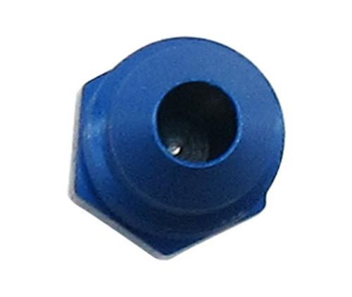 Aeronautical Standard AN806-D4 Aluminum Plug, Tube Fitting, Threaded