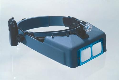 Donegan LT06 VisorLIGHT Clip-On Visor Light