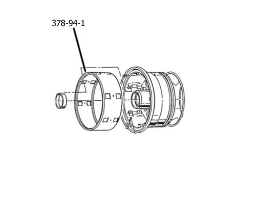 Goodrich 378-94-1 Shield Heat